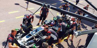 @Formula1 trečioji treniruotė