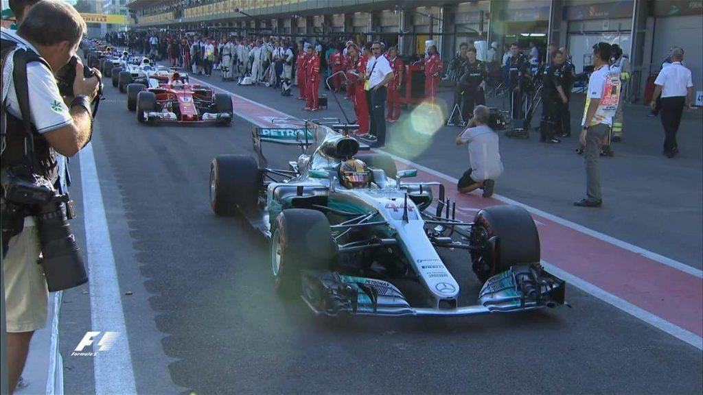 Azerbaidžano GP lenktynėse