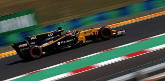 Nico Hulkenberg Renault