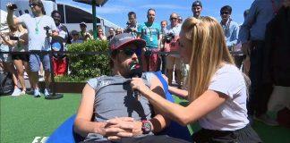 Vengrijos GP lenktynėse fernando alonso