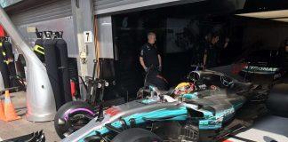 Belgijos GP kvalifikacijoje