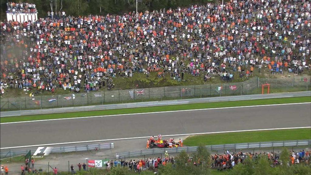 Belgijos GP lenktynėse