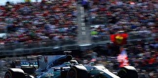 JAV GP lenktynėse