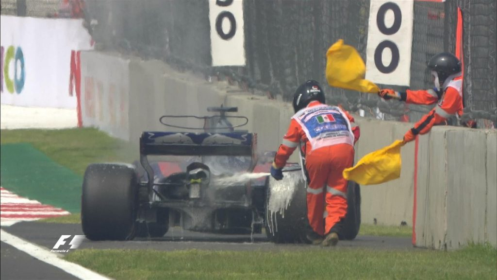 Meksikos GP lenktynėse