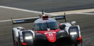 FernandoALonso LMP1 Toyota