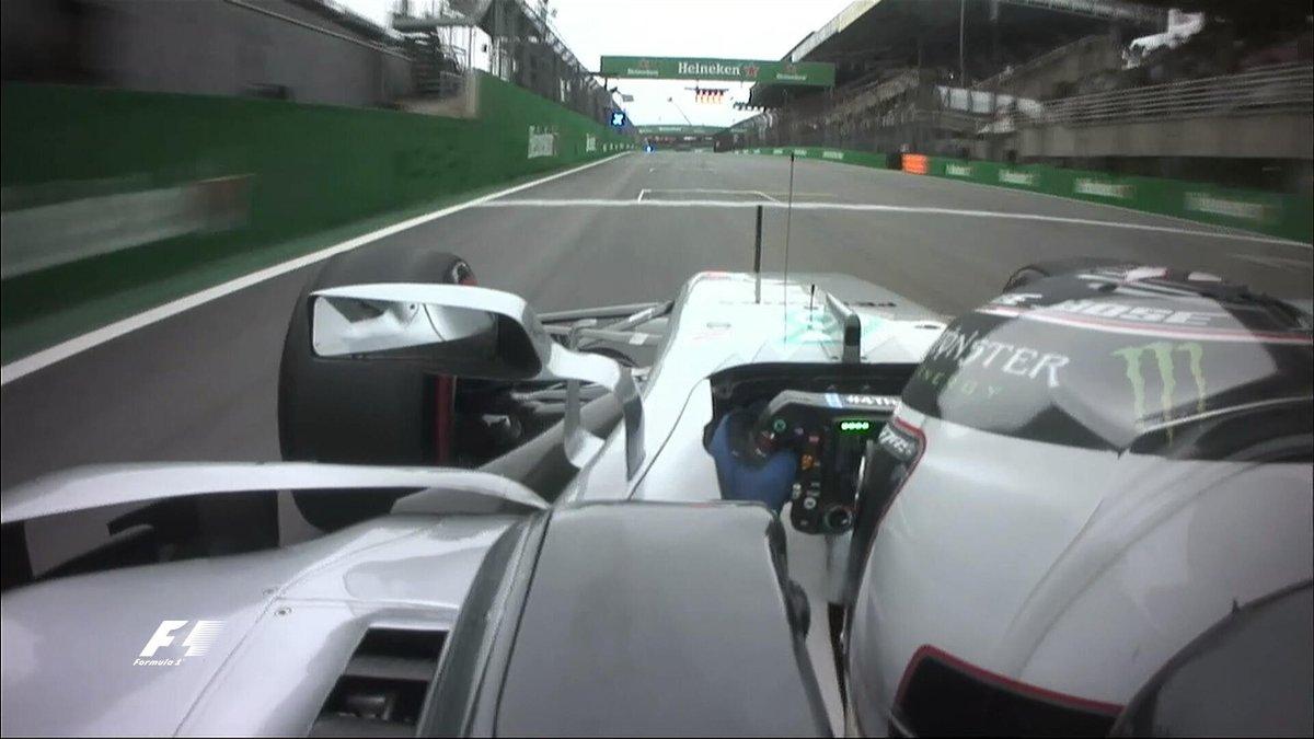 Brazilijos GP kvalifikacijoje