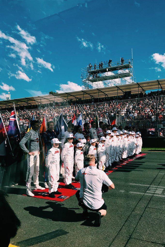 Australijos GP lenktynėse