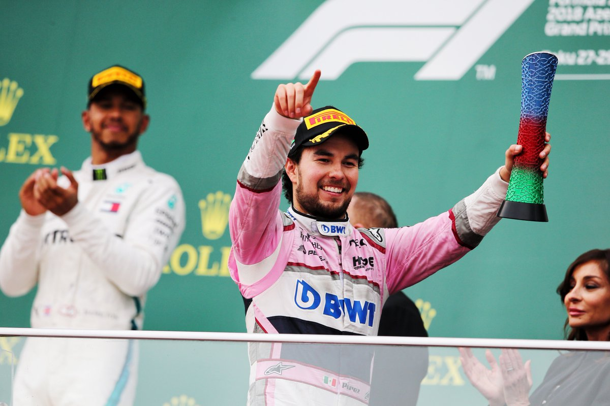 sergio perez force india