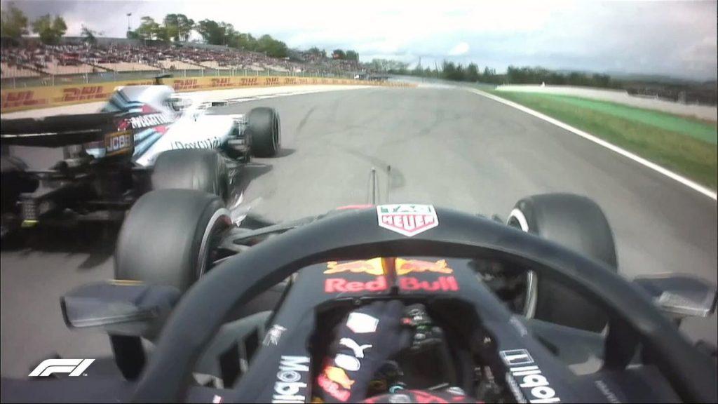 ispanijos gp lenktynėse