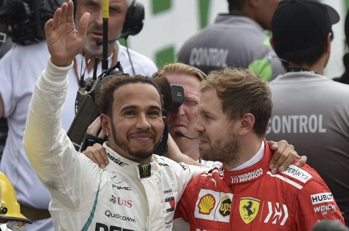 L. Hamiltonas ir S. Vettelis