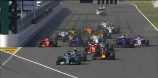 japonijos gp lenktynėse